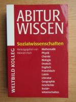 Anticariat: Abitur Wissen. Sozialwissenschaften