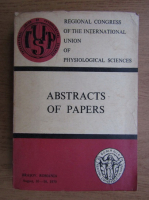 Anticariat: Abstracts of papers