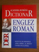 Anticariat: Academia Romana. Dictionar englez-roman