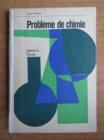 Anticariat: Achim Marinescu - Probleme de chimie pentru licee