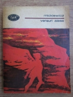 Anticariat: Adam Mickiewicz - Versuri alese
