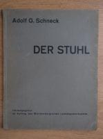 Anticariat: Adolf G. Schneck - Der Stuhl