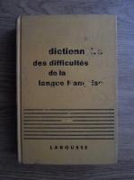 Adolphe V. Thomas - Dictionnaire des difficultes