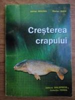 Adrian Grozea, Marian Bura - Cresterea crapului