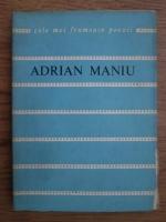 Adrian Maniu - Versuri