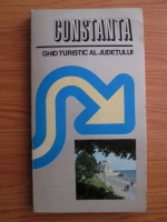 Anticariat: Adrian Radulescu - Constanta. Ghid turistic al judetului