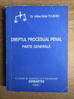 Anticariat: Adrian Stefan Tulbure - Dreptul procesual penal. Partea generala (1994)
