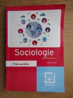 Anticariat: Adrian Tiglea - Sociologie. Memorator