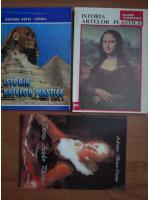 Adriana Botez Crainic - Istoria artelor plastice (3 volume)