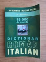 Anticariat: Adriana Lazarescu - Dictionar roman-italian