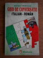 Anticariat: Adriana Lazarescu - Ghid de conversatie italian-roman