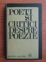 Anticariat: Adriana Mitescu - Poeti si critici despre poezie