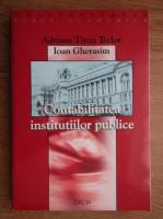 Adriana Tiron Tudor - Contabilitatea institutiilor publice