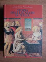 Anticariat: Adriano Chicco - Storia degli scacchi in Italia