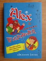 Anticariat: Adrienne Kress - Alex si comoara Wigpowder