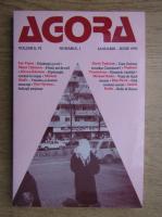 Anticariat: Aeora (volumul VI, nr. 1, Ianuarie-Iunie 1993)