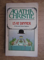 Agatha Christie - 13 at dinner