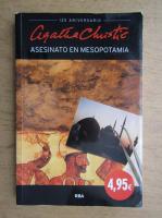 Agatha Christie - Asesinato en mesopotamia