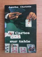 Agatha Christie - Cartes sur table
