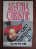 Agatha Christie - Cinci purcelusi