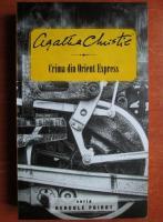Agatha Christie - Crima din Orient Express