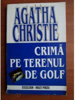 Agatha Christie - Crima pe terenul de golf