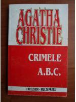 Agatha Christie - Crimele ABC