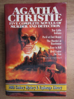 Agatha Christie - Five complete novels of murder and detection