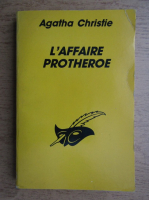 Agatha Christie - L'affaire protheroe