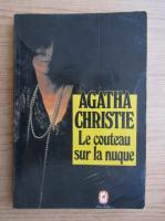 Agatha Christie - Le couteau sur la nuque