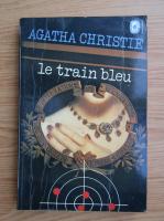 Agatha Christie - Le train bleu