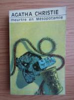 Agatha Christie - Meurtre en Mesopotamie