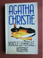 Agatha Christie - Muncile lui Hercule moderne