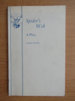 Anticariat: Agatha Christie - Spider's web