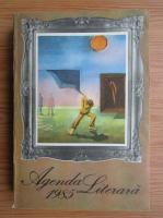 Anticariat: Agenda Literara 1985