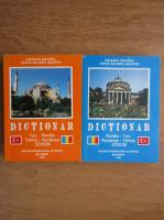 Agiemin Baubec, Deniz Baubec Geafer - Dictionar roman-turc, turc-roman (2 volume)