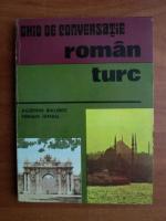 Anticariat: Agiemin Baubec - Ghid de conversatie roman - turc