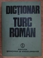 Agiemin Baubec, Mitica Grecu - Dictionar turc-roman