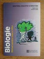 Anticariat: Aglaia Ionel - Biologie. Manual pentru clasa a VIII-a (2015)