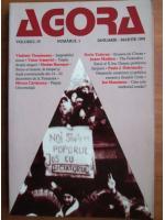 Anticariat: Agora. Volumul IV, nr. 1, ianuarie-martie 1991