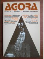 comperta: Agora. Volumul IV, nr. 4, octombrie-decembrie 1991