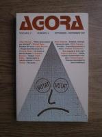 Anticariat: Agora. Volumul V, nr. 4, octombrie-decembrie 1992