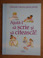 Anticariat: Ajuta-l sa scrie si sa citeasca