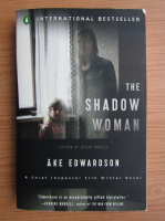 Anticariat: Ake Edwardson - The shadow woman
