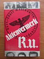 Anticariat: Aktenvermerk R.u.