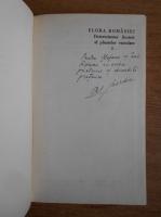 Al. Beldie - Flora Romaniei. Determinator ilustrat al plantelor vasculare (2 volume, cu autograful autorului)