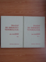 Anticariat: Al. Coltoiu - Tratat de dermato-venerologie (volumul 1 partea 1+2)