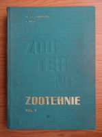 Al. Demianovschi - Zootehnie (volumul 1)