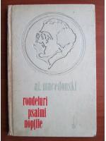 Anticariat: Al. Macedonski - Rondeluri. Psalmi. Noptile
