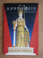 Anticariat: AL. N. Oekonomides - The Akropolis of Athens (contine harta)